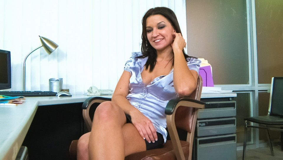 Ann Marie Rios - BTS-Office Perverts Vol 06