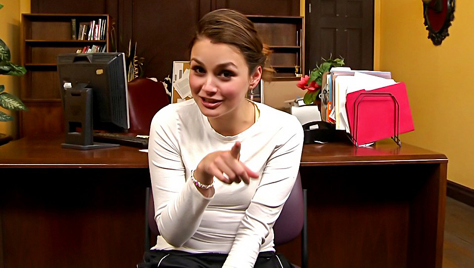 Allie Haze - BTS-Office Perverts Vol 07