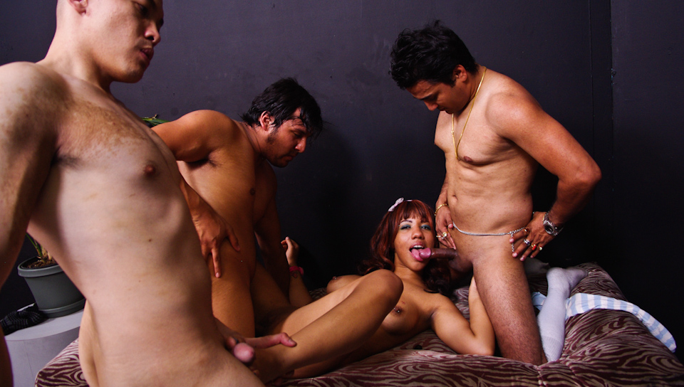 We Wanna Gang Bang The Babysitter #07