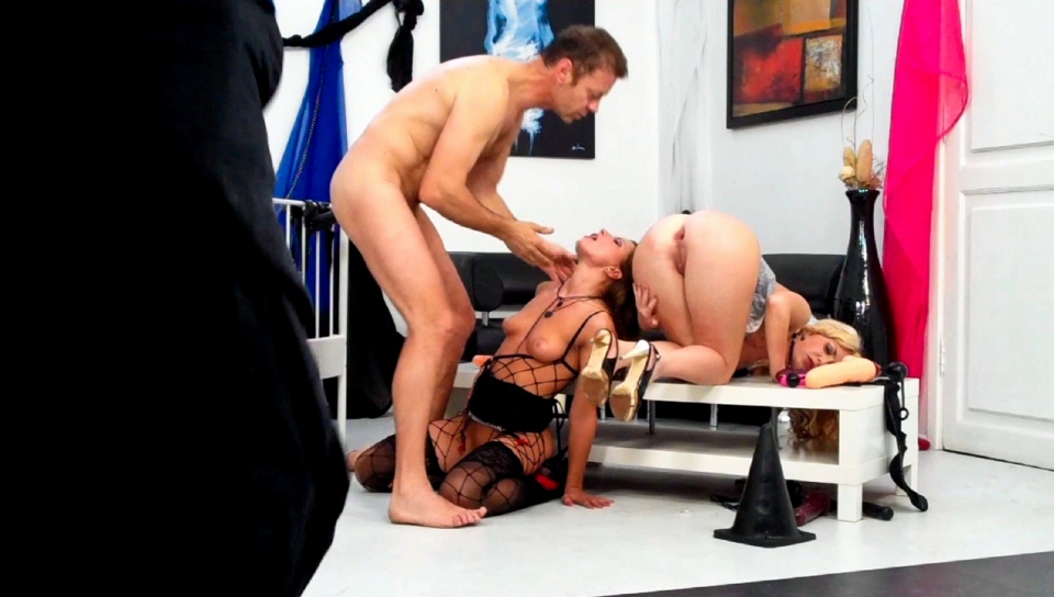 BTS-Rocco's X-treme Gapes #02...