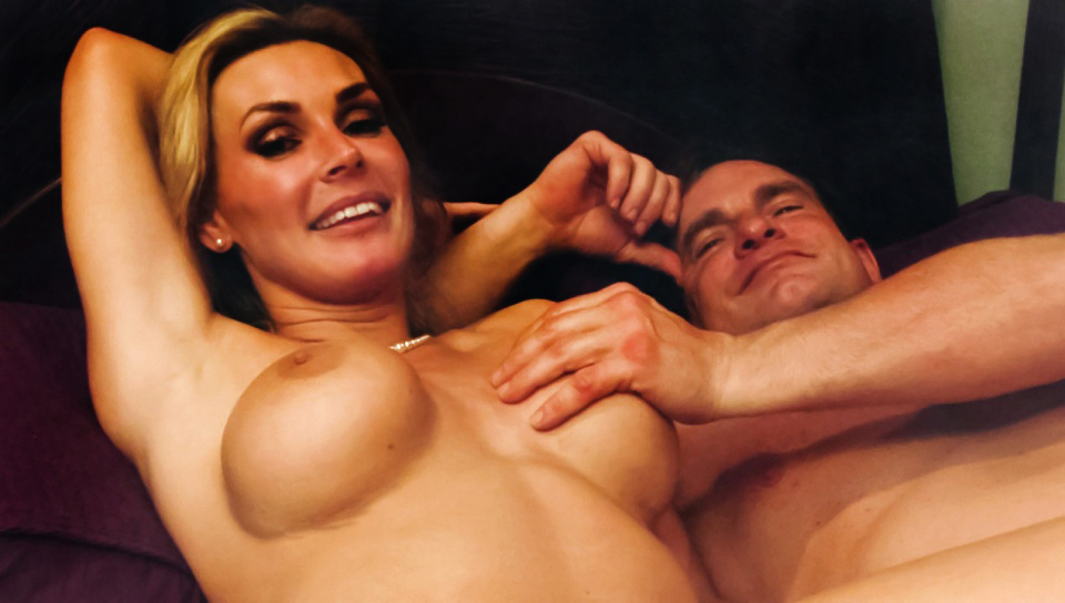 Evan Stone & Tanya Tate - BTS-The Babysitter Volume 05