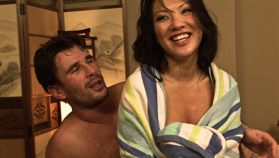 Asa akira is a naughty nurse - 57 part 10