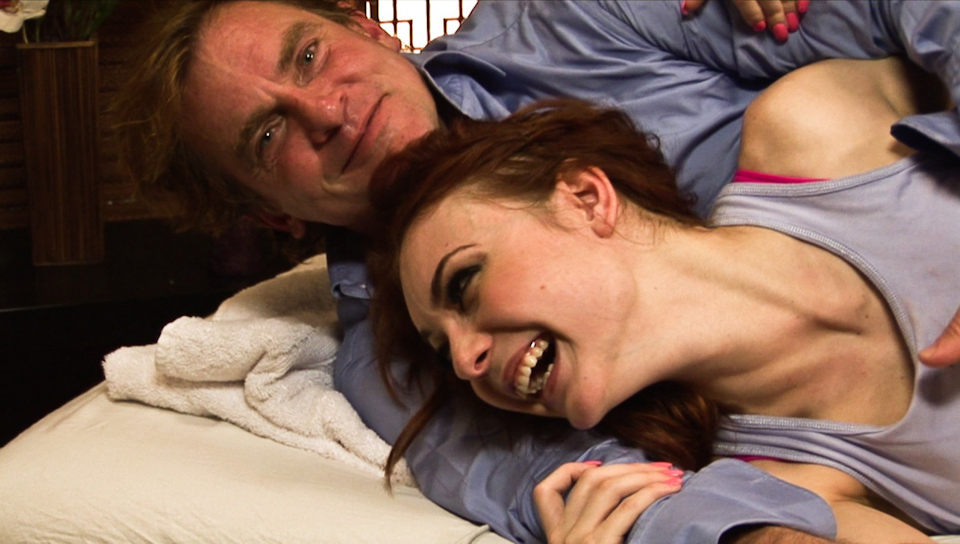 Evan Stone & Zoe Voss - BTS-The Masseuse