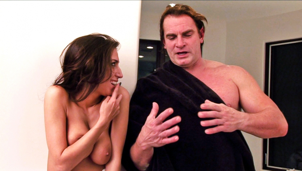 Evan Stone & April O'neil - BTS-The Stepmother #06