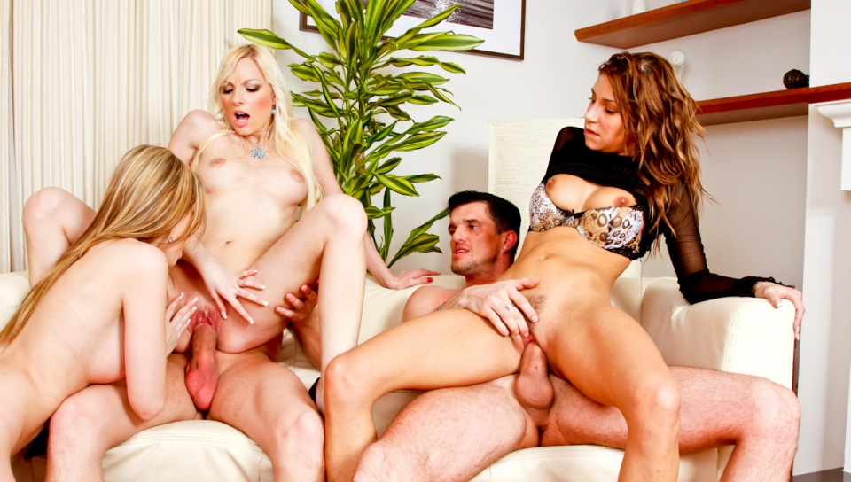 Hard Core Fuck Bachelor Party Orgy
