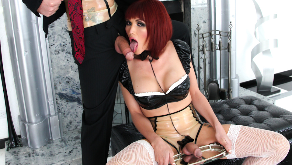 Eva Has A Mistress Miss Daniels Wants Her To Go Down On Her