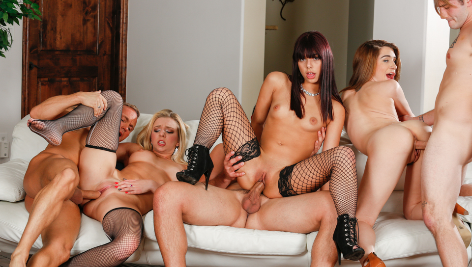 Orgy Tender Mature Poundings In Ffm Sex 1