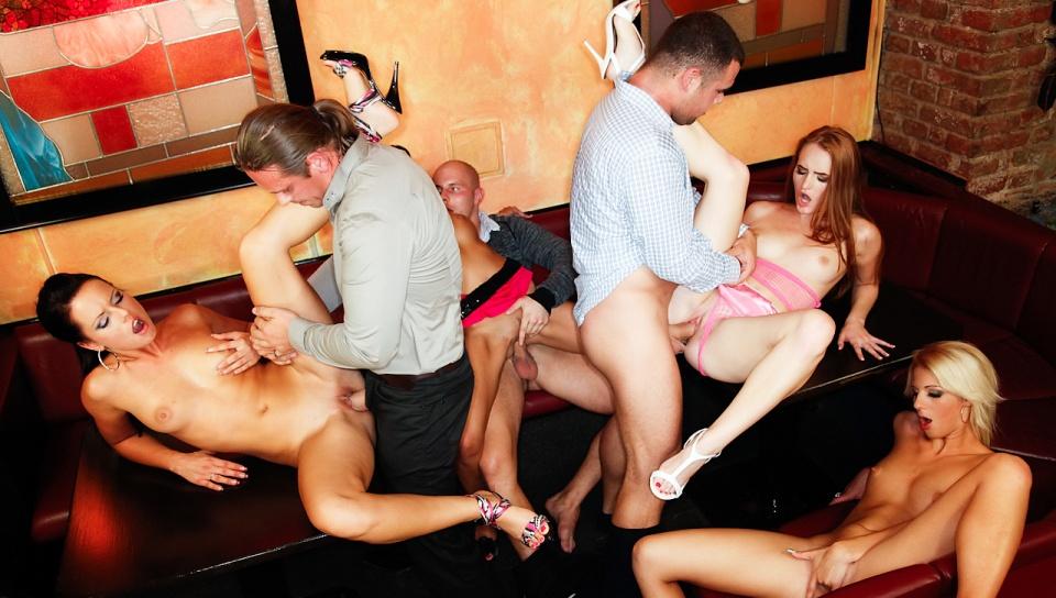 Bachelorette party hardcore pics